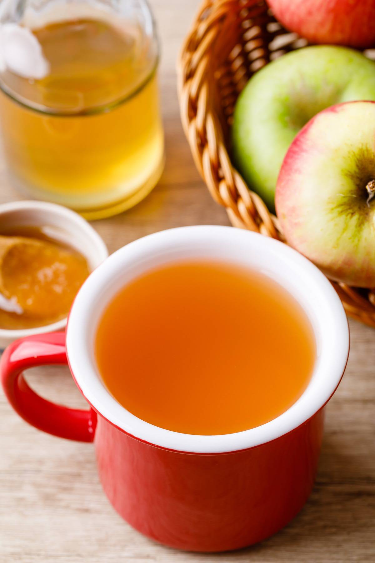 Apple Cider Vinegar Before Bed Drink