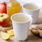 Honey Lemon Apple Cider Vinegar Tea