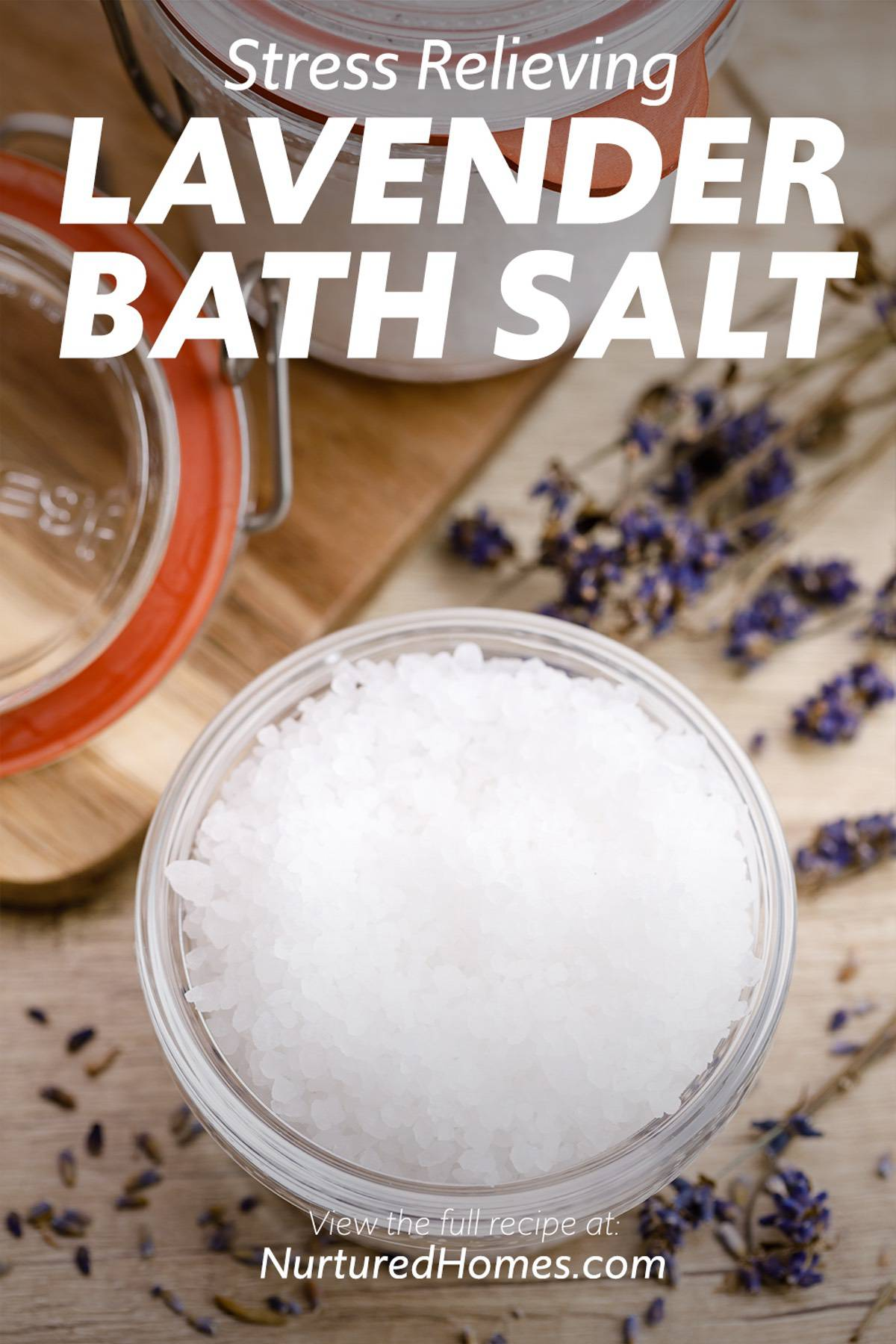 DIY Lavender Bath Salts To Try In Your Next Bath