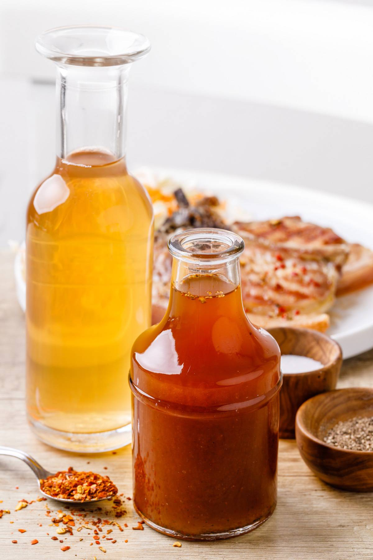 Apple Cider Vinegar Bbq Sauce