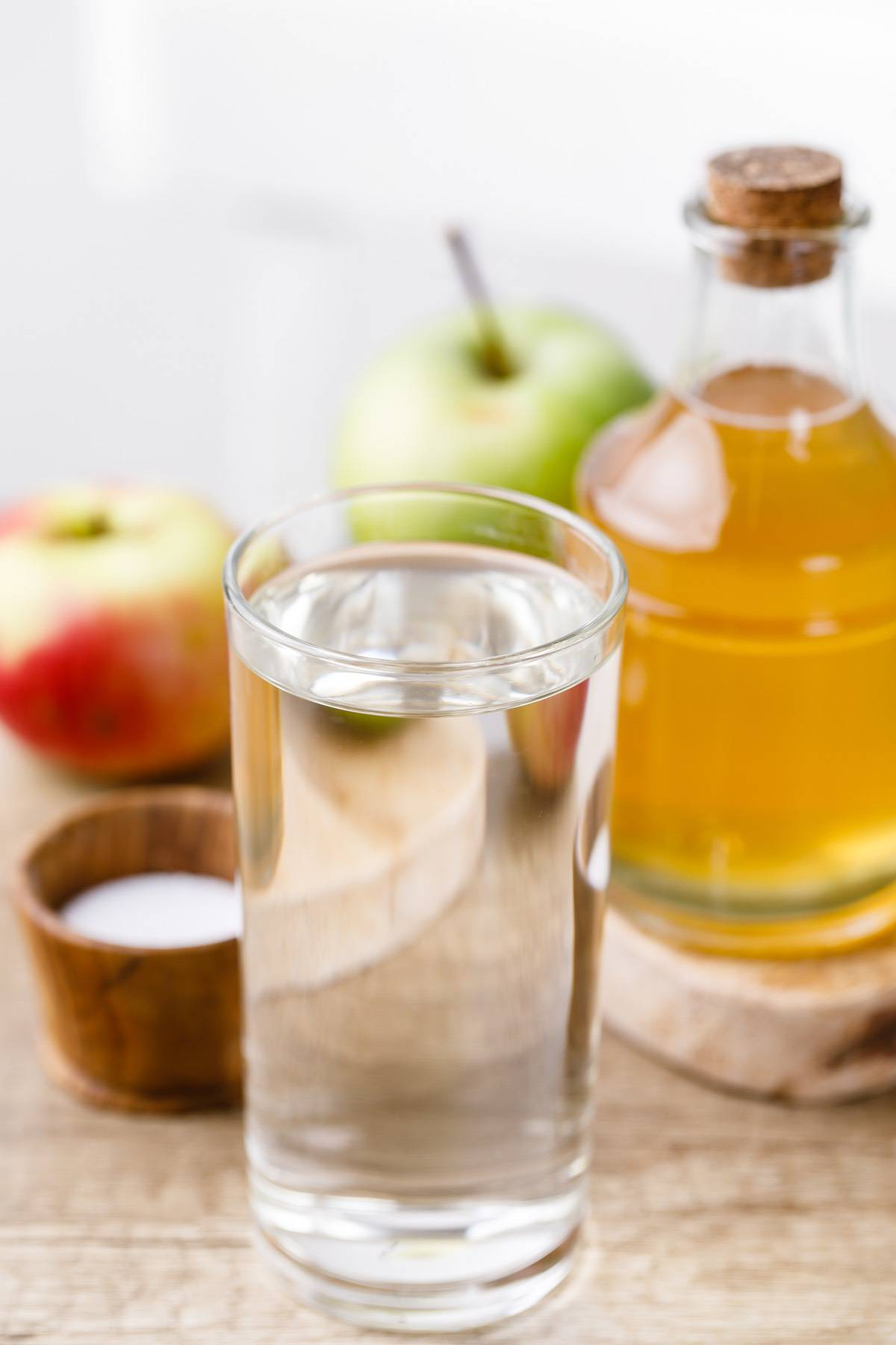 Apple Cider Vinegar Gargle