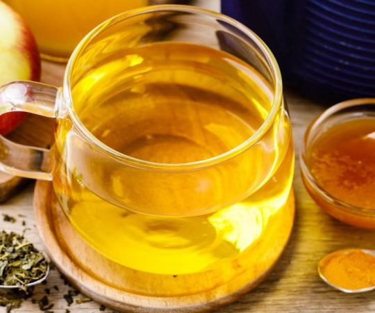 Apple Cider Vinegar Green Tea