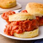Tomato Gravy And Biscuits