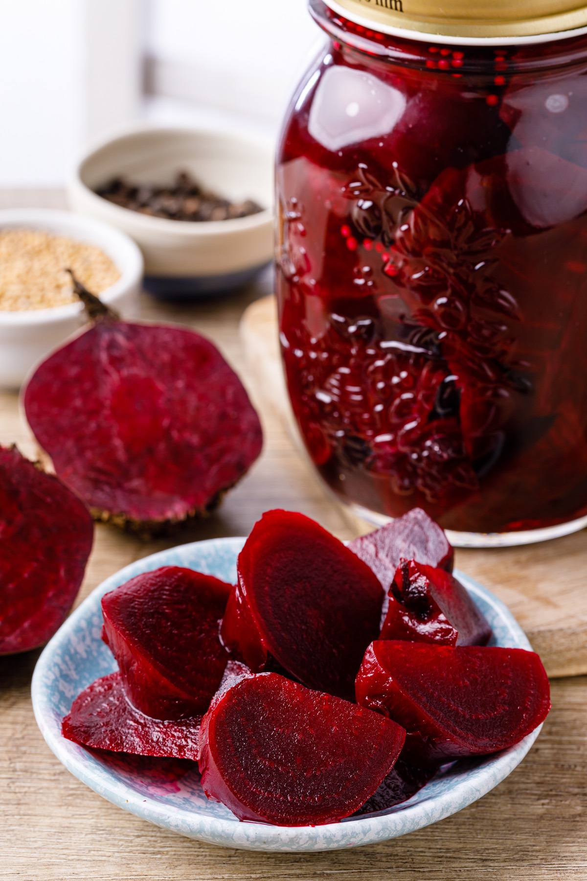 Best Pickled Beets