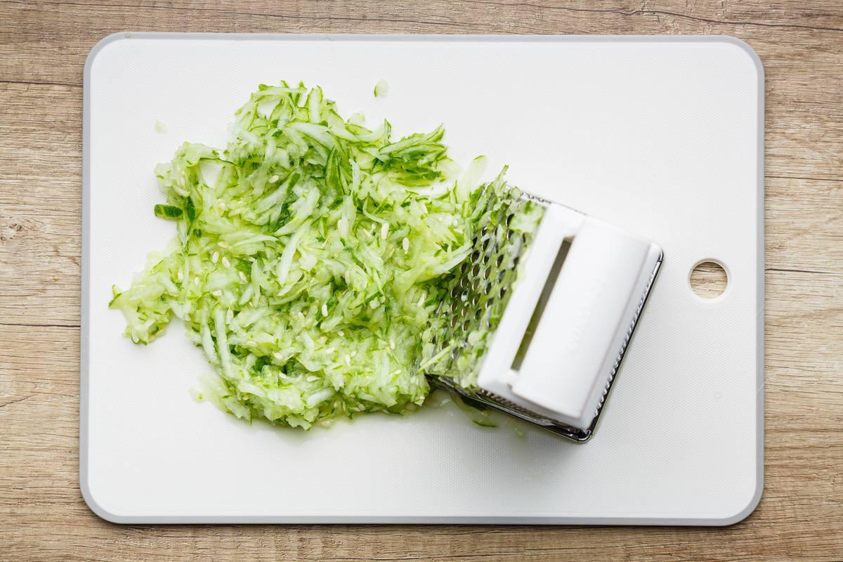 Cucumber Tzatziki Sauce Recipe