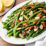 Sauteed Green Bean Almondine